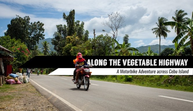 Cebu Vegetable Highway article